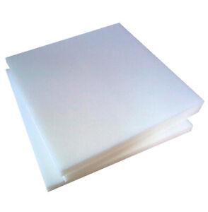 Sponge Filling Pillows 40x40x3 Polyurethane Expanding Foam DIY