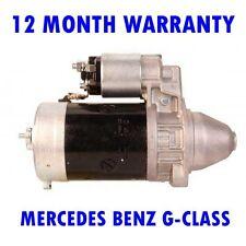 MERCEDES BENZ G-CLASS 2.3 1982 1983 1984 1985 - 2015 STARTER MOTOR