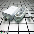 Original Genuine Samsung SM-N930F Galaxy Note 7 FAST CHARGE Wall Charger+Cable