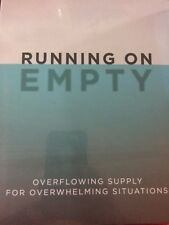 Running on Empty DVD by Steven Furtick