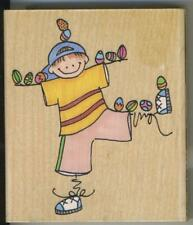 Penny Black - Rubber Stamp - Easter Trickster - 2324K