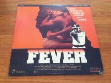 Laserdisc (Rare)   FEVER   Cult Thriller!!