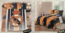 Real Madrid 3 pcs Thick Reversible Blanket Set-King Size