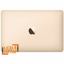 """Replacement Apple MacBook 12"""" A1534 EMC: 2746 Retina Full LCD Assembly 2015 Gold"""