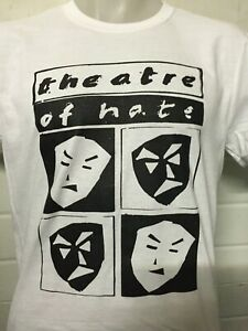 THEATRE OF HATE BAND MUSIC T SHIRT