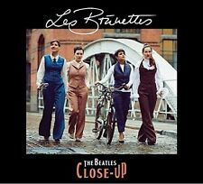Beatles Close-Up - Les Brunettes (2017, CD NEUF)