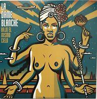 LA DAME BLANCHE : BAJO EL MISMO CIELO - [ CD ALBUM PROMO ]