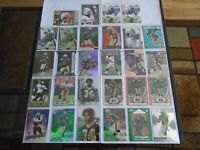 TEXAS LONGHORNS RICKY WILLIAMS RC LOT X28 CARDS ALL RCS NEW ORLEANS SAINTS NICE