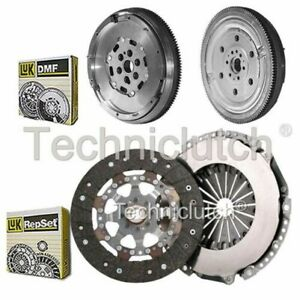 LUK 2 PART CLUTCH KIT AND LUK DMF FOR PEUGEOT 308 SW ESTATE 1.6 HDI