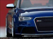 1:18 Tuning Audi RS4 Avant (B8) Baujahr 2014 - RS Blau mit OVP = LIMITIERT = RAR
