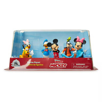 Disney Junior Mickey Mouse Clubhouse Figurine Playset 6 Figurines Great Gift New