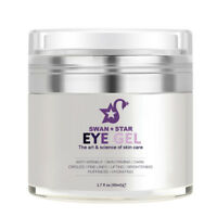 Swan Star Under Eye Cream Gel Remove Dark Circles-Crows EYE Bags Anti Aging