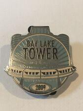 BAY LAKE TOWER w/Monorail Commemorative Pin~Disney Vacation Club/DVC Resort
