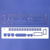 Apple Macintosh Color Colour Classic LC575 'Mystic' Panel Laser Cut Rear Cover