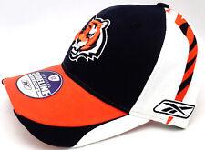 "Cincinnati Bengals Hat OSFA Flex-Fit ""On Field Sideline Apparel"" by Reebok"