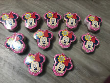 Minnie Mouse Gliterring Facecloth Bundle/flannel