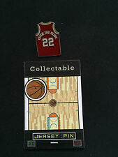 "Houston Rockets Clyde Drexler lapel pin-Collectable ROCKETS NATION-The ""GLIDE"""