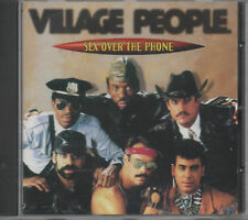Village People Sex Over The Phone CD NEU New York City Just Give Me What I Want