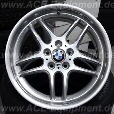 1x 18zoll original BMW 5er E34 Alufelge Parallelspeiche 37 neuwertig