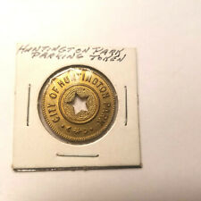 CITY OF HUNTINGTON PARK 1 HOUR PARKING CITY LOTS TOKEN