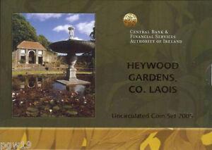 Ireland 2005 - Official (BU) Euro Coin Set - Heywood Ga