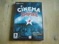 pc cd-rom cinema empire