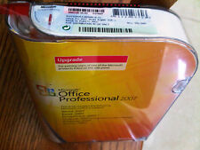 Microsoft Office Professional 2007,Upgrade,SKU 269-11093,Sealed Retail Package