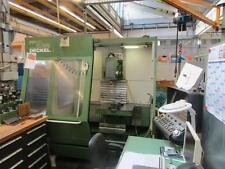Universal Werkzeugfräsmaschine DECKEL FP3 / FP 3 CC - Sinumerik 880