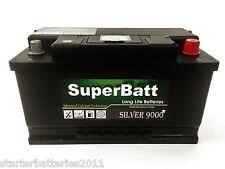 FORD, PORSCHE, RENAULT, SKODA, TOYOTA, VOLVO - SuperBatt TYPE 110 Car Battery