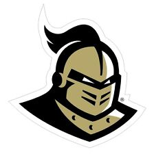 UCF UNIVERSITY OF CENTRAL FLORIDA Large Knight Decal
