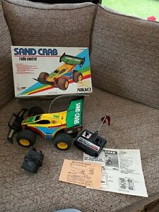 Vintage Nikko RC Sand Crab 1/16 boxed
