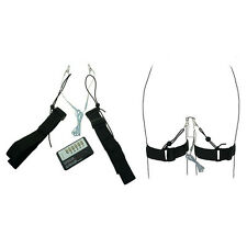 Hot Sexy Fantasy Electric Shock Clip Suit Therapy Nipple Stimulation Massage Set