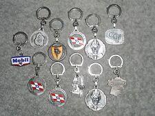 lot de 11 Porte clefs  AUGIS..