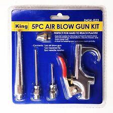 5Pc Air Blow Gun Kit