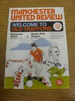 30/04/1977 Manchester United v Queens Park Rangers  . Thanks for viewing our ite