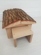 NEST TO NEST Hedgehog House For Garden & Hedgehog Hibernation Shelter