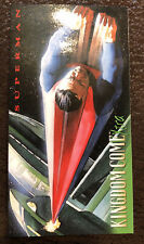 Kingdom Come Xtra Promo Card USED Superman DC Comics