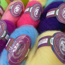 Soft Warm Wool 1 Ball Cashmere Lot Skein Yarn Mohair Skein Angora Cashmere
