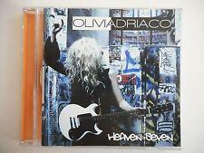 OLIVIA ADRIACO : HEAVEN SEVEN || CD ALBUM | PORT 0€ !