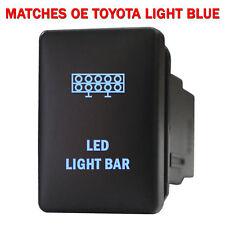 Push switch 907NB 12volt for Toyota OEM LED LIGHT BAR Tacoma LED NEW BLUE