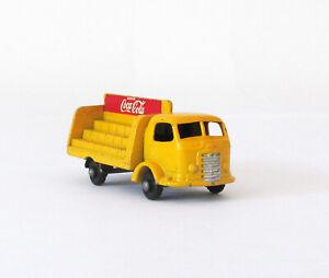 Vintage Lesney Matchbox #37-C Karrier Bantam Lorry Coca-Cola Regular Wheels 1960