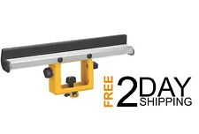 Dewalt 15 Inch Wide Miter Saw Stand Material Support and Stop, Dw7029