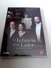 """DVD """"LA INFANCIA DE UN LIDER"""" PRECINTADO SEALED BRADY CORBET ROBERT PATTINSON BE"""