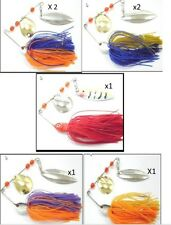 Unbranded Fishing Spinnerbaits