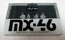 AUREX MX-46 JAPAN CASSETTE TAPE № 75