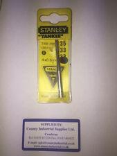 STANLEY 3-68-354 (3511) YANKEE fessurata Bit 4MMX0.6MM