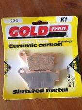 KTM  EXC 400  EXC400  2000-2003  GOLD FREN REAR BRAKE PADS