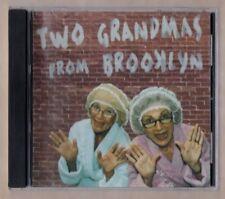 TWO GRANDMAS FROM BROOKLYN cd BARBARA HABER AND IRENE CHAPMAN - 14 TRACKS