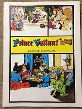 Principe Valiant Nerbini La Rivolta dei Cavalieri Tavole 1380/1393