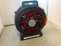 Hot Wheels Mattel Inc. Car Carrying Case Tire w/Treads 1998 Mattel Holds 16 Cars